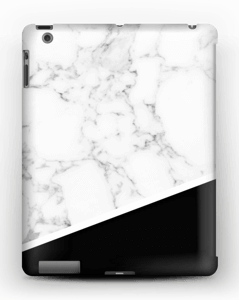 Black and White case IPad 4/3/2