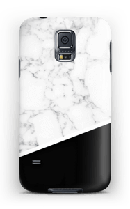 Black and White deksel Galaxy S5