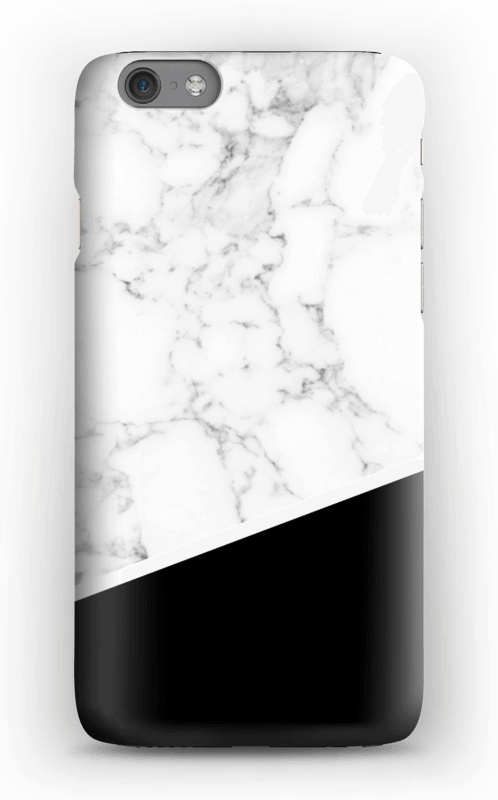 Sort og hvid cover IPhone 6s