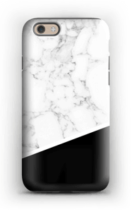 Black and White case IPhone 6s tough