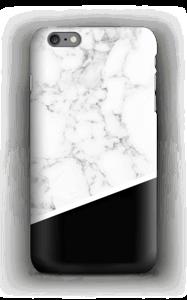 Musta ja valkoinen  kuoret IPhone 6s Plus