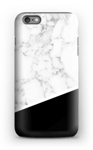 Black and White case IPhone 6s Plus tough