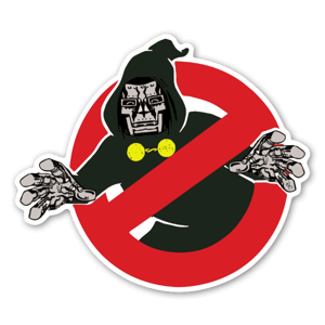 busters sticker