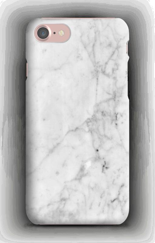 Mármol Blanco V funda IPhone 7