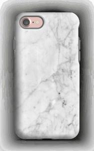 Perinteinen marmori kuoret IPhone 7 tough
