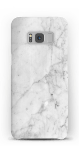 Klassiek gebroken marmer hoesje Galaxy S8