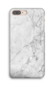 Perinteinen marmori kuoret IPhone 8 Plus