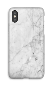 Classic marble case IPhone X