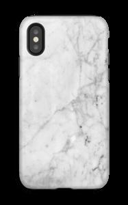 Perinteinen marmori kuoret IPhone X tough
