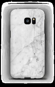 Klassisches Marmor Handyhülle Galaxy S7 Edge