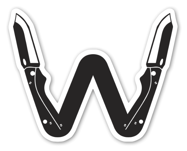 Wanderoo Logotype tarra