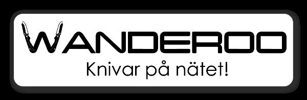 Wanderoo - Knivar på nätet! sticker