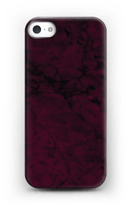 Burgundy marmor