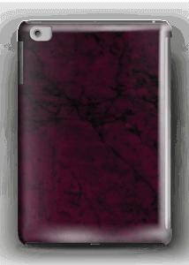Burgundy marble