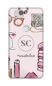 The Girly Girl by Style Collective
