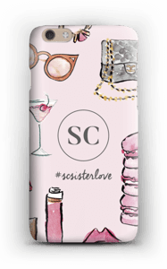 The Girly Girl by Style Collective kuoret IPhone 6 Plus