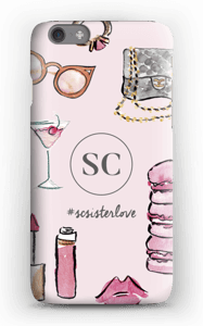 The Girly Girl by Style Collective  skal IPhone 6s