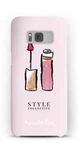 The Confidence Booster by Style Collective  Handyhülle Galaxy S8