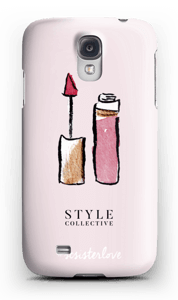 The Confidence Booster by Style Collective  deksel Galaxy S4