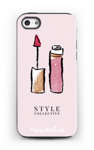 The Confidence Booster by Style Collective  skal IPhone 5/5s tough
