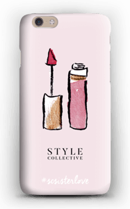 The Confidence Booster by Style Collective  deksel IPhone 6