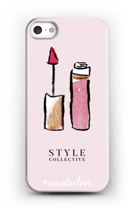 The Confidence Booster by Style Collective  deksel IPhone SE