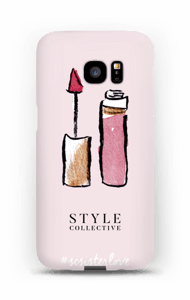 The Confidence Booster by Style Collective kuoret Galaxy S7 Edge