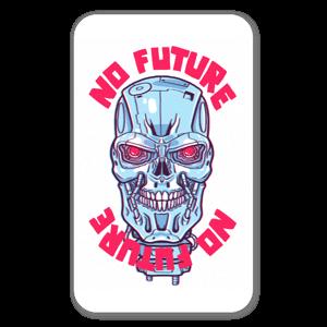 Mechanical Killer sticker