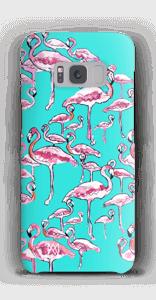 Flamingo deksel Galaxy S8