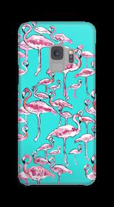 Flamingo Handyhülle Galaxy S9