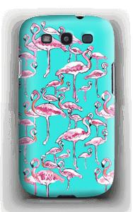 Flamingo deksel Galaxy S3