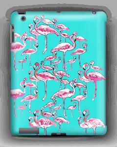 Flamingo kuoret IPad 4/3/2