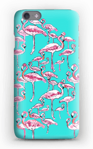 Flamingo  hoesje IPhone 6s