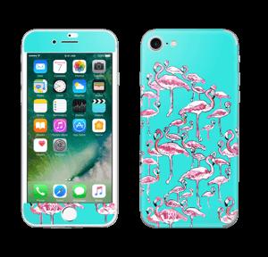 Flamingo tarrakuori IPhone 7