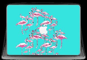 """Flamants Roses Skin MacBook Pro Retina 13"""" 2015"""