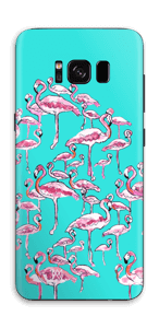 Flamingos Skin Galaxy S8