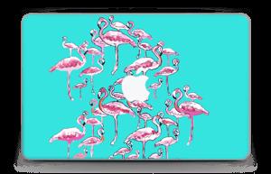 """Flamants Roses Skin MacBook Air 11"""""""