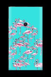 Flamingo tarrakuori Nokia Lumia 920