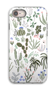 Kaktus kuoret IPhone 8 tough