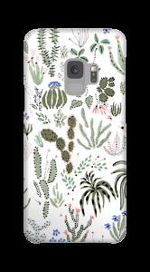 Cactus Garden Handyhülle Galaxy S9