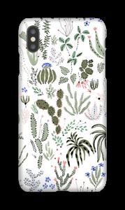 Cactus Tuin  hoesje IPhone XS Max