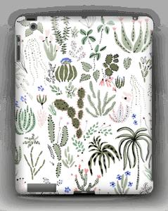 Cactus garden cover IPad 4/3/2