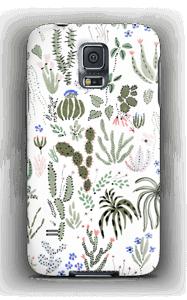 Cactus Garden Handyhülle Galaxy S5