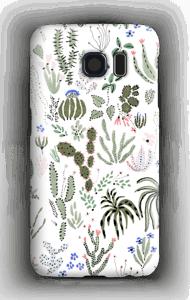 Cactus Garden Handyhülle Galaxy S6