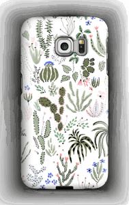 Cactus Garden Handyhülle Galaxy S6 Edge
