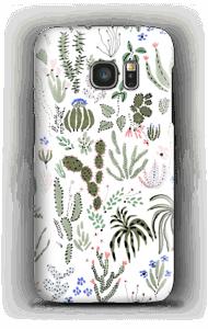 Cactus Garden Handyhülle Galaxy S7