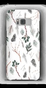 Dennentakken  hoesje Galaxy S8