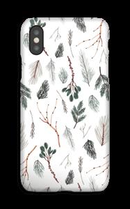 Furu deksel IPhone XS
