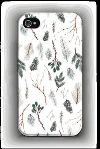 Metsä kuoret IPhone 4/4s