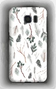 Pinie Handyhülle Galaxy S6